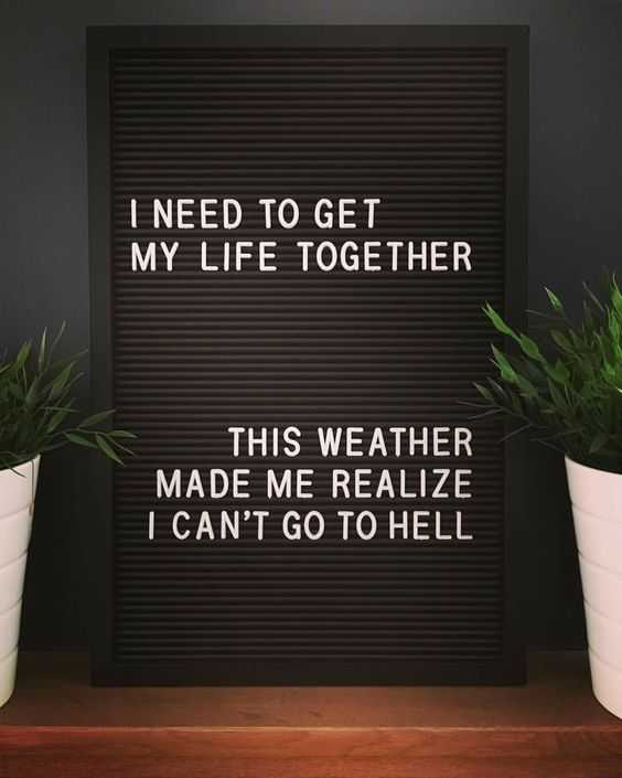 Funny Summer Letter Board Messages - New direction in life