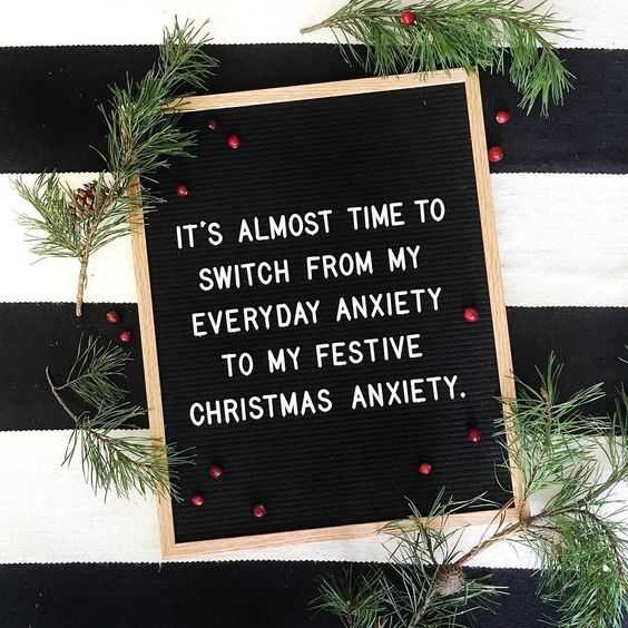 Letter Board Quotes - christmas spirit