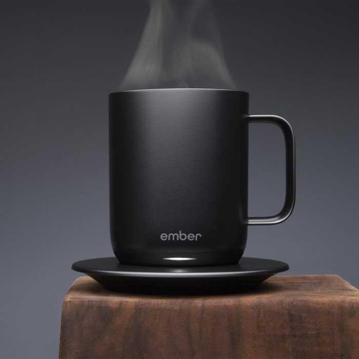 ember mug - smart mug