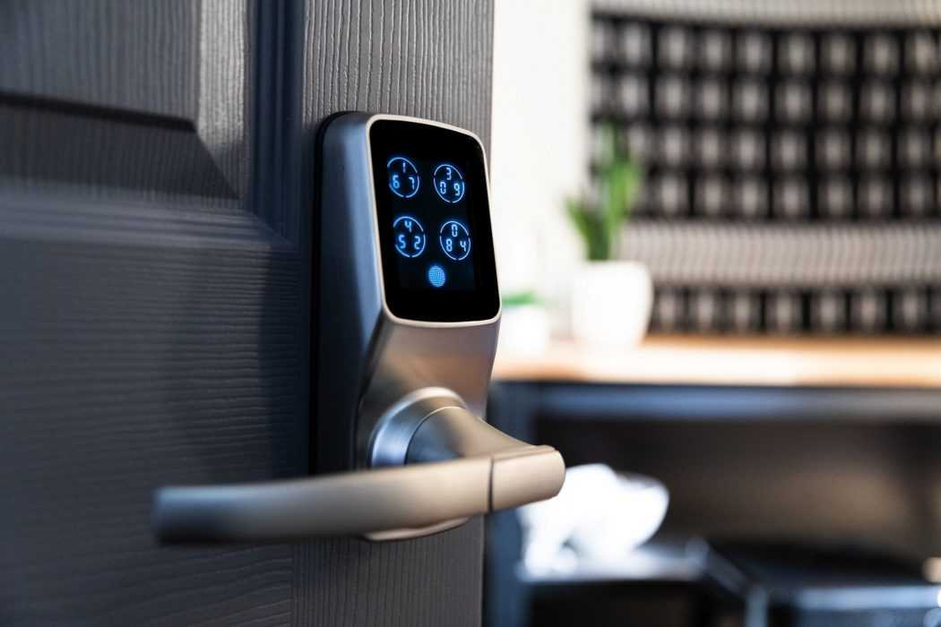 lockly secure - smart lock