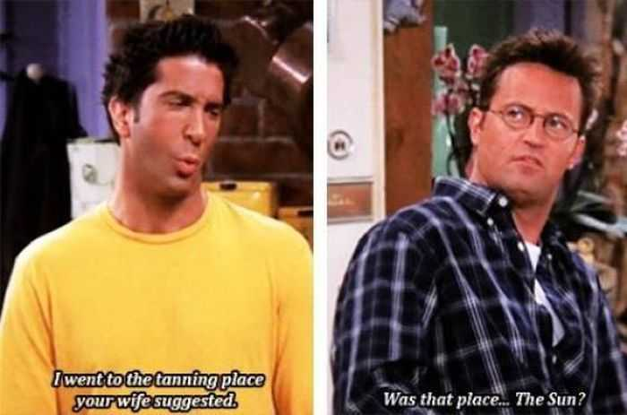 34 Funny Quotes from TV Shows -