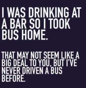 sarcastic witty quotes - bar jokes