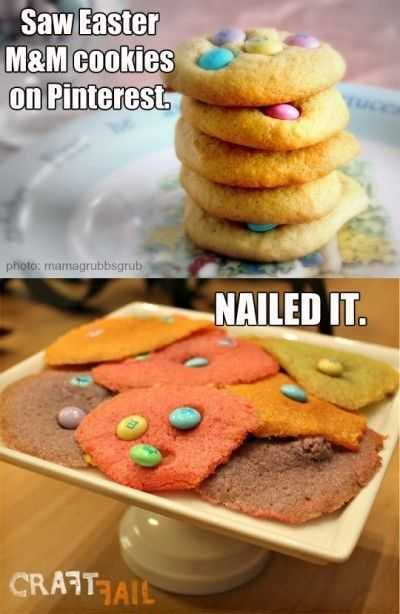 Funny Easter Cookie