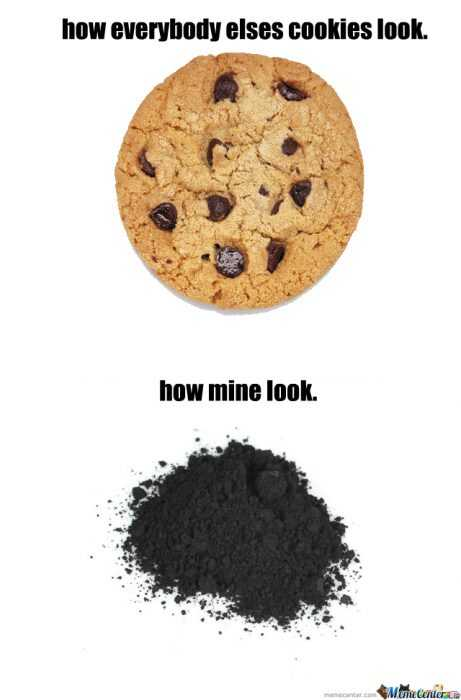 Funny Everybody Cookie