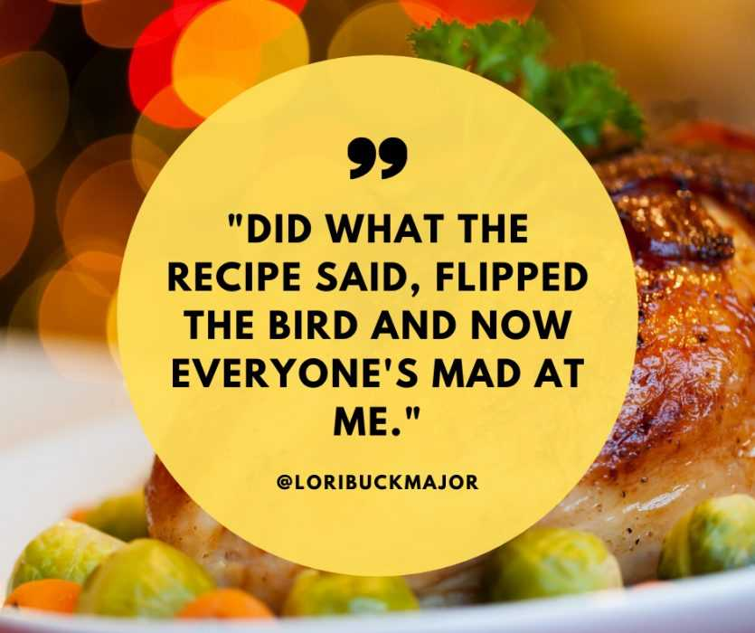 20 Hilarious and Funny Thanksgiving Quotes -