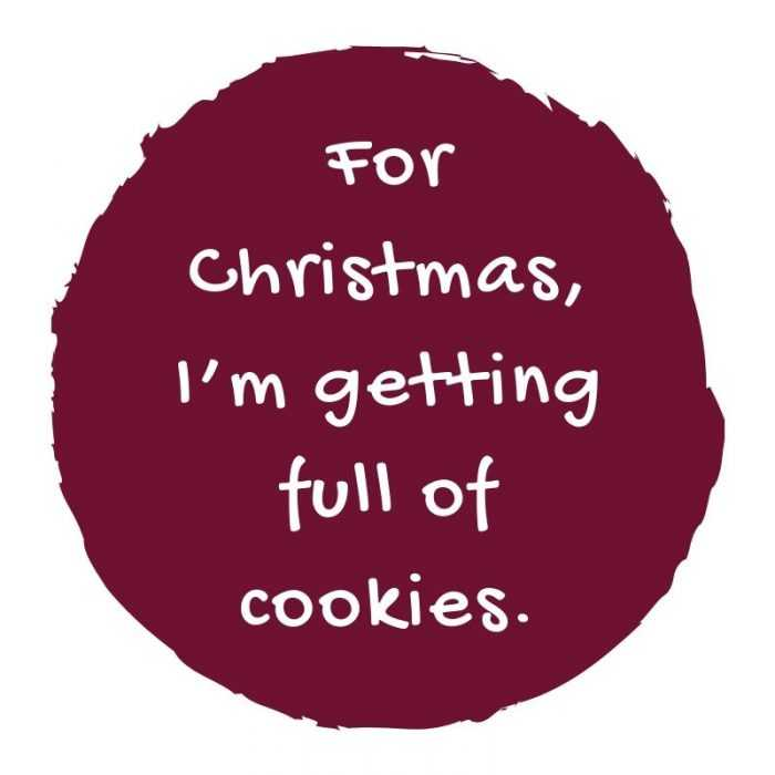 Quote Getting Full Cookies