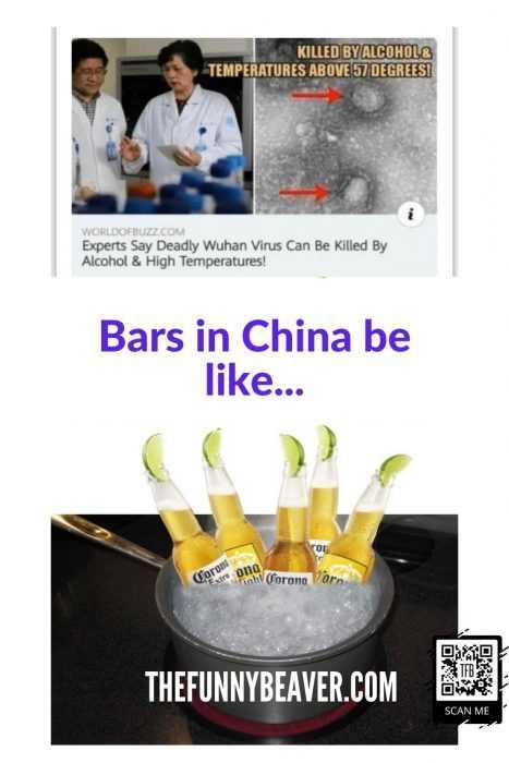 funny corona memes - cure found
