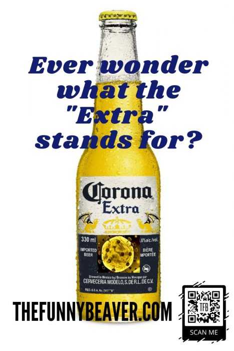funny corona memes - what the extra stands for