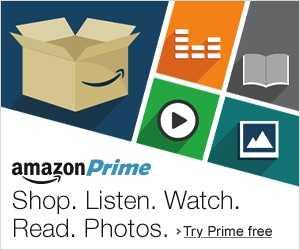 Amazon Prime Advertisement