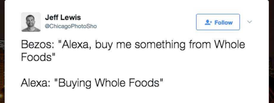 Funny Amazon Memes - Bezos And Alexa