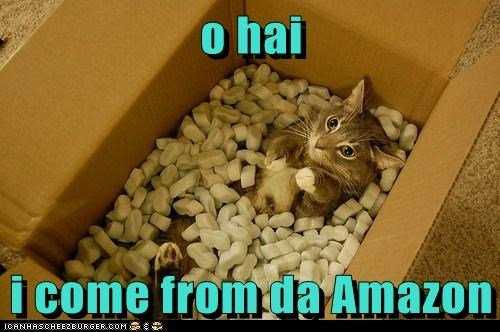 Funny Amazon Memes - Pet Delivery
