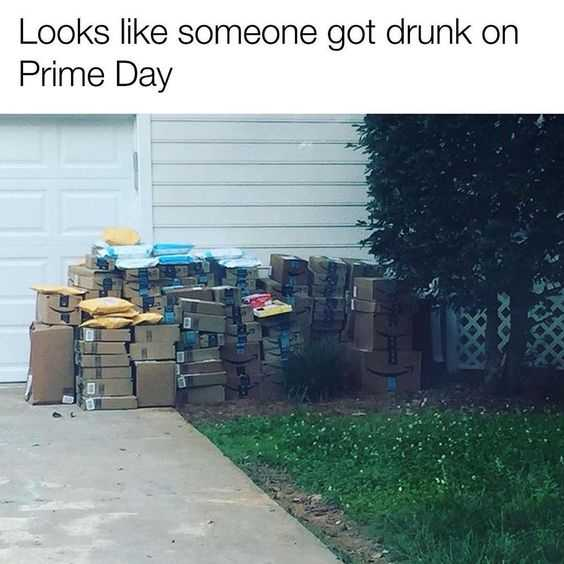 Funny Amazon Memes - Alcohol And Prime