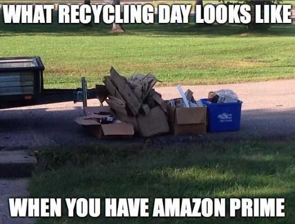 30 Funny Amazon Memes That Are Pretty Prime - The Funny Beaver