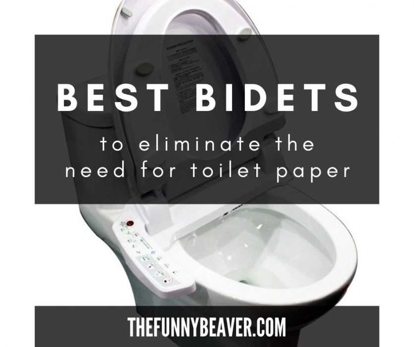 Best Bidets For Your Home So You Never Have To Buy Toilet Paper