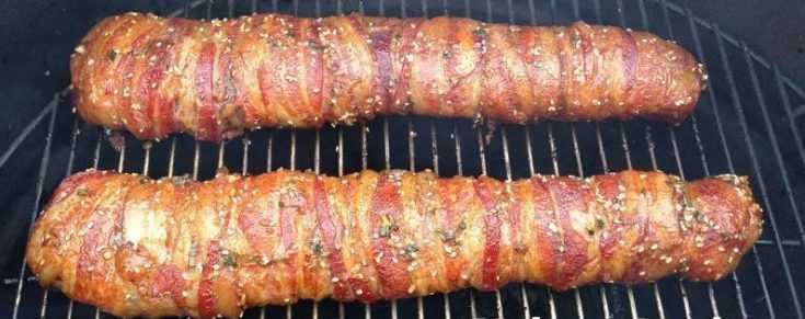 Bacon Wrapped Pork Tenderloin 11