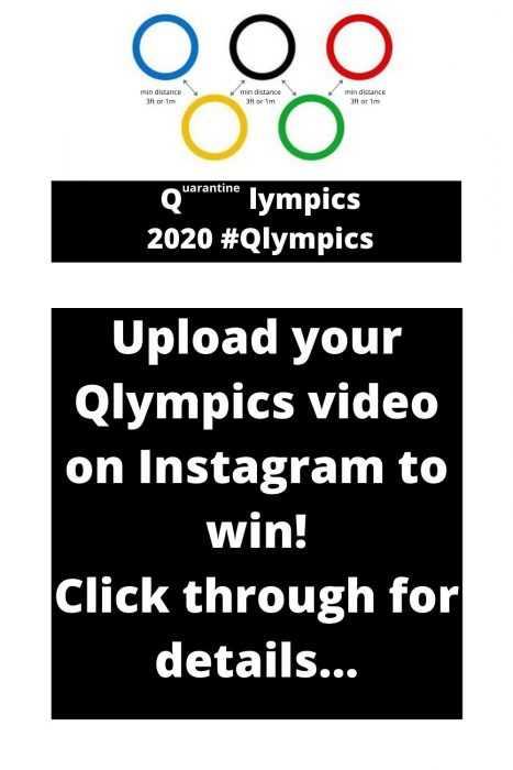 qlympics video contest