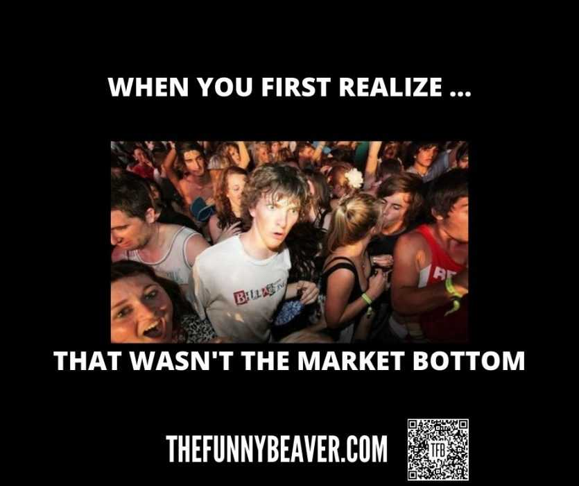 Funny Coronavirus Stock Market Crash Memes The Funny Beaver