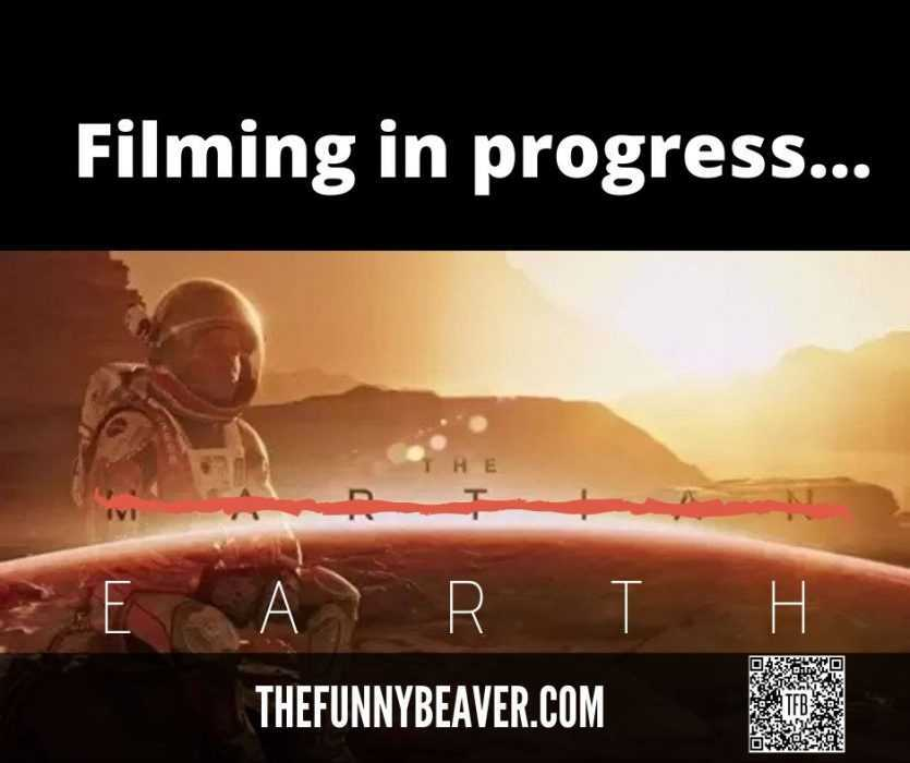 Lockdown memes - earth is looking like the sequel to the martian