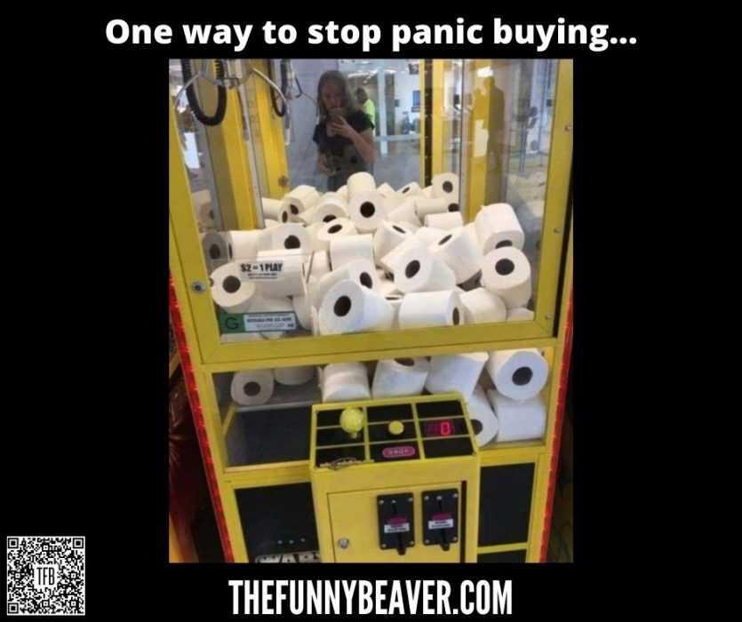 corona virus toilet paper hoarding memes - controlling toilet paper hoarding