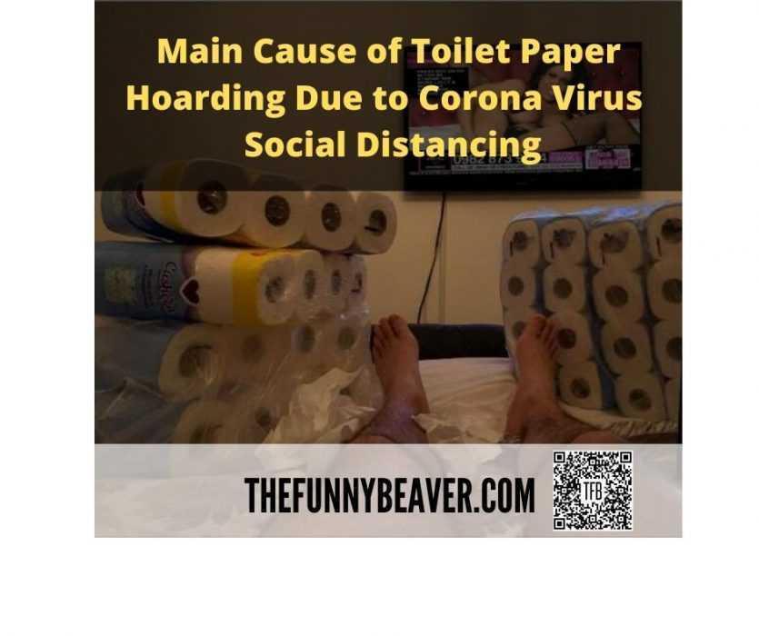 corona virus toilet paper hoarding memes - social distancing