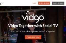 vidgo tv review