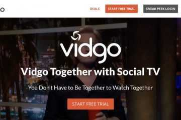 vidgo tv review