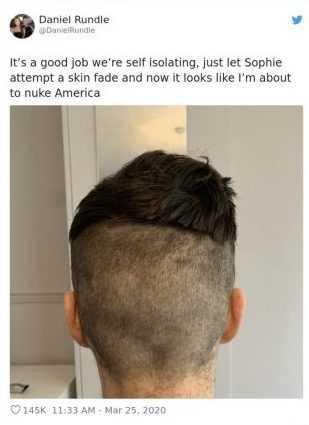 Bad Hair Memes - Corona Haircuts