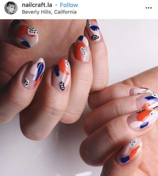 creative diy nail ideas - a little korea