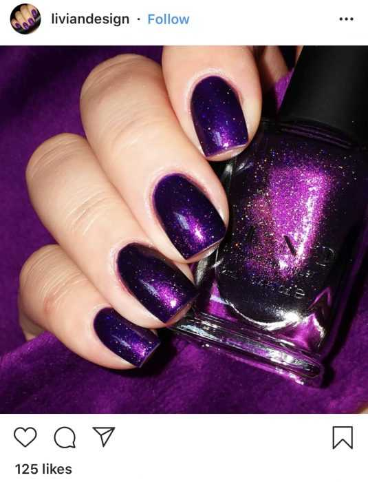 creative diy nail ideas - satin party