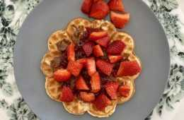 Delicious Belgian Waffles Recipe - Recipe For Making Your Sunday Mornings Something To Look Forward To