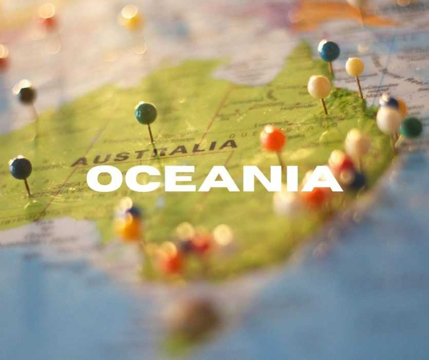 us passport visa free, evisa, eta, visa on arrival countries - oceania