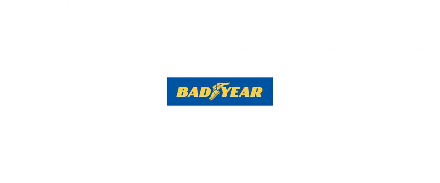 Corporate Logo Makeover - goodyear tire is not having a good year