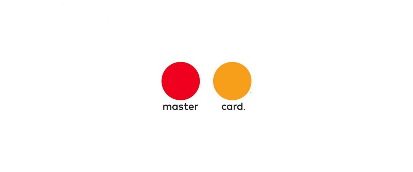 Corporate Logo Makeover - Mastercard - let's keep a safe distance