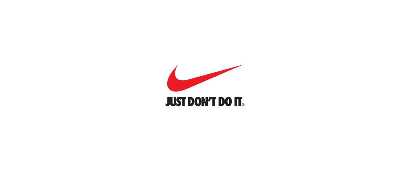 Corporate Logo Makeover - Nike - cos nobody can do it