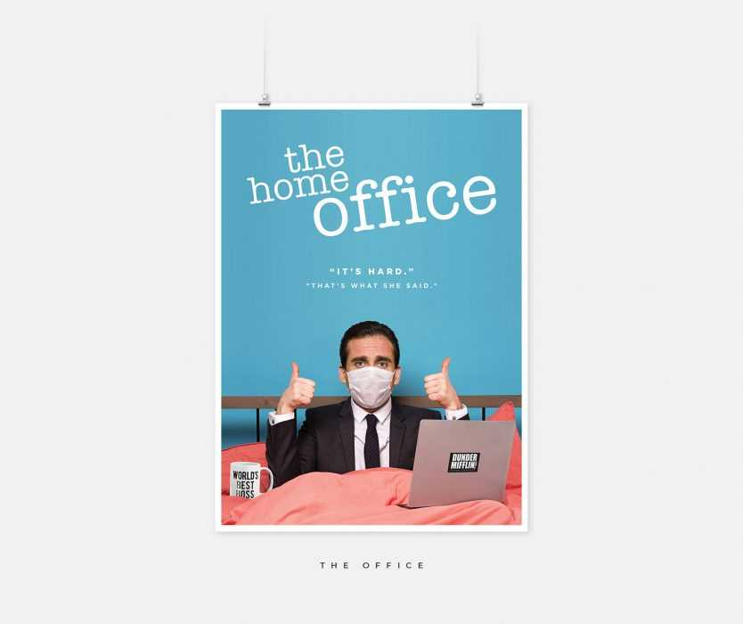 Post Corona TV Shows - the home office is where it's at!