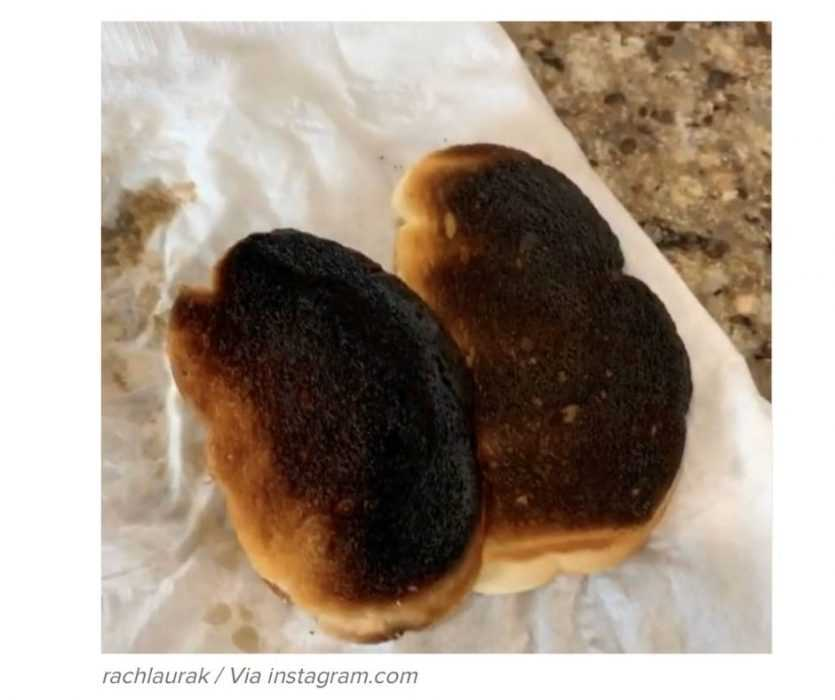 Work From Home Fails - Toasting Bread While Working From Home