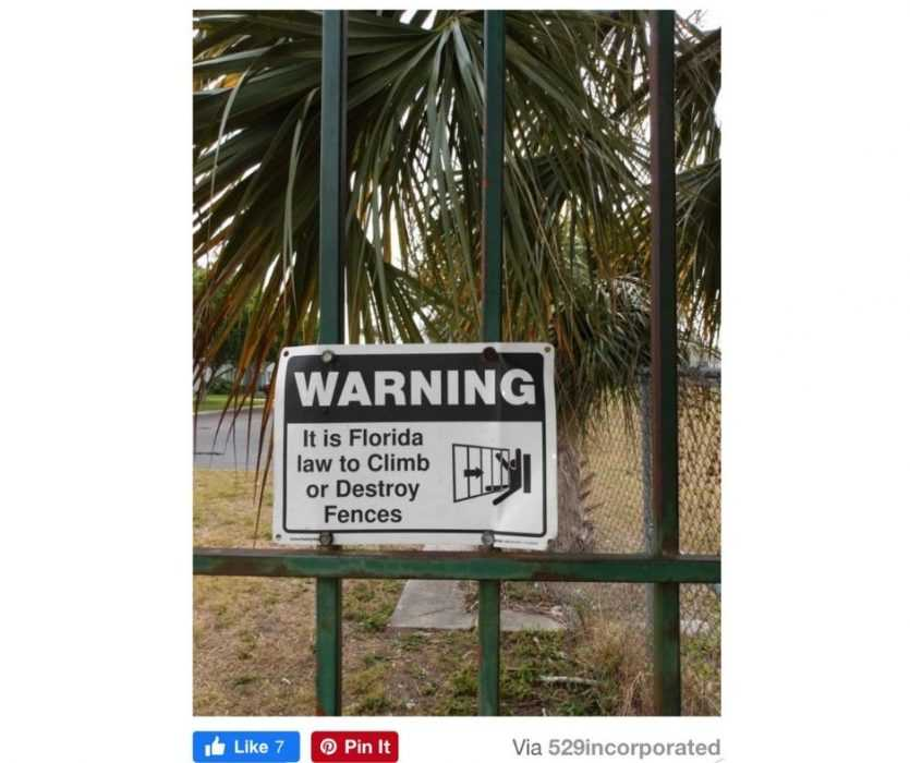 worry for humanity - life fails - security sign fail