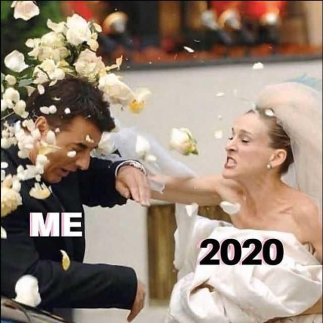 2020 memes - 2020 sex in the city meme