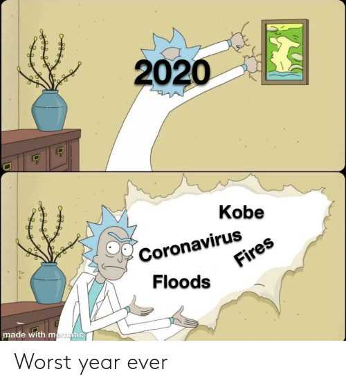 2020 memes - 2020 meme depicting someone ripping down wall paper to see disasters in 2020