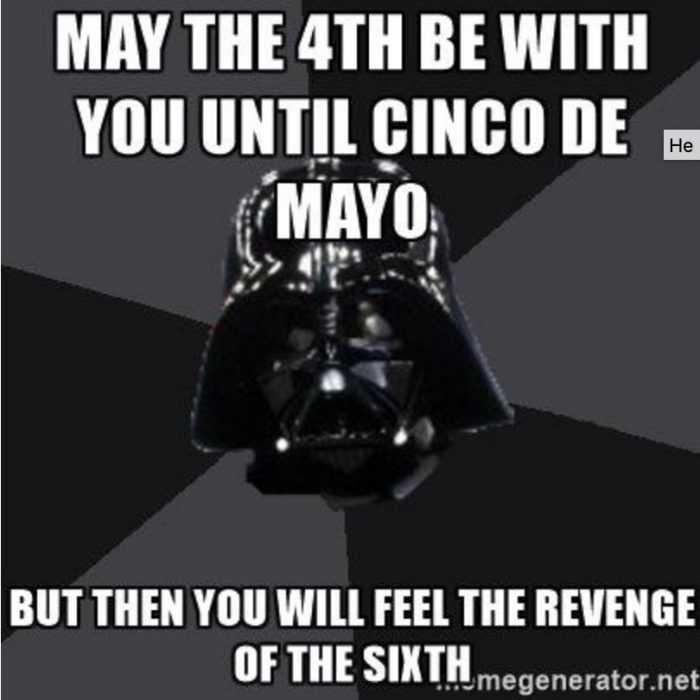 star wars day memes - may the 4th be with you memes - how star wars fan celebrate this day and the result 2 days later