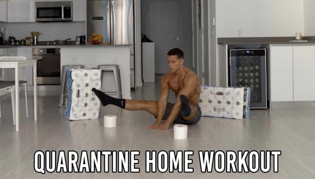 jean claude van damme home fitness meme