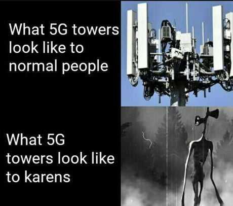 karen coronavirus memes - karen doesn't like 5g