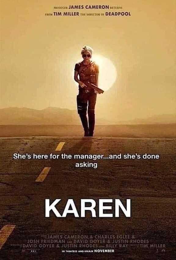 karen coronavirus memes - karen is here for the manager