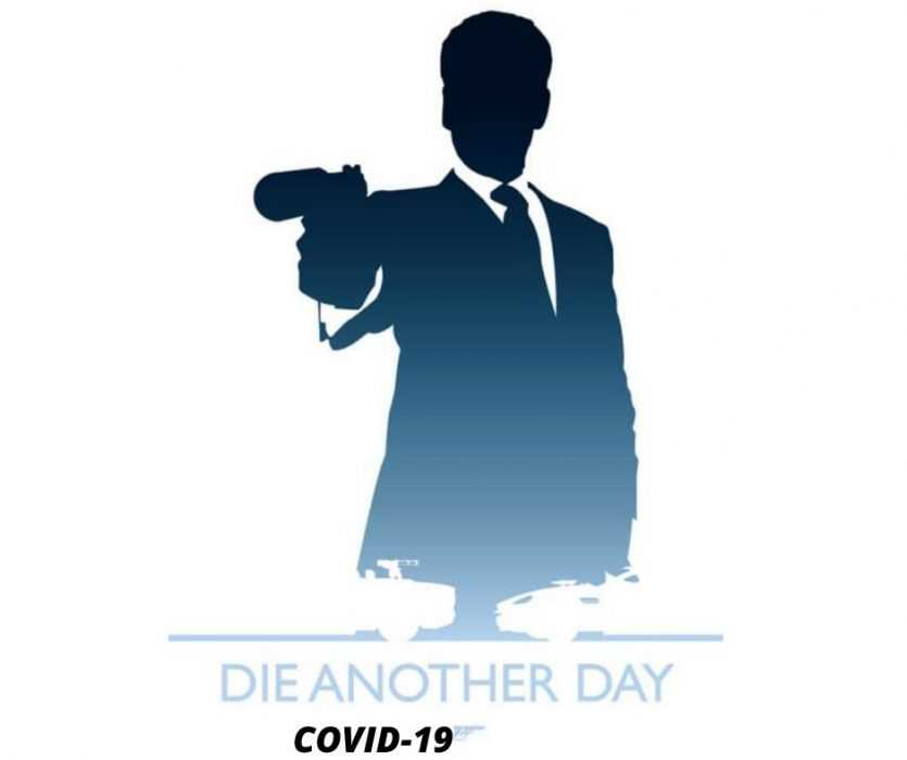 covid19 die another day meme