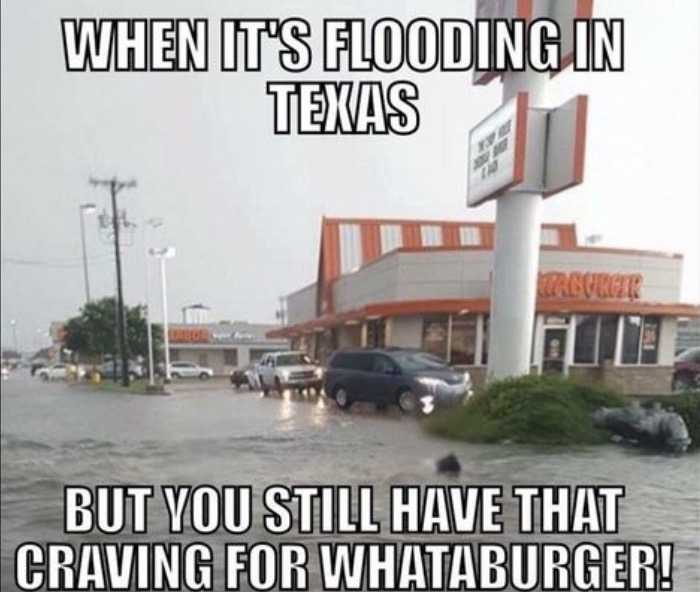 whataburger stands tall in hurricane