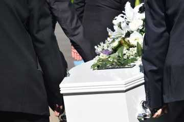 funny story to tell at a funeral