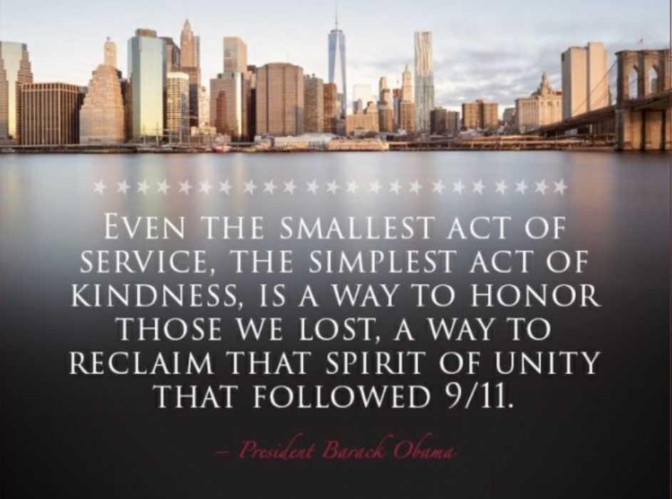911 quotes - obama