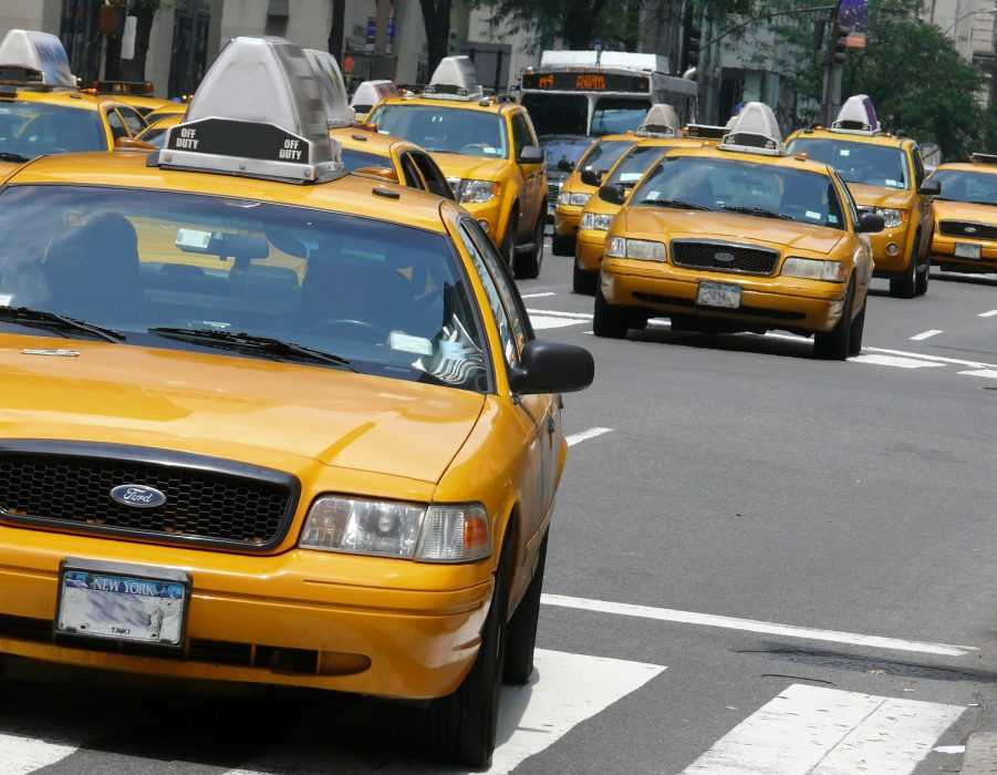 Funny Story To Terrify The Cab Driver