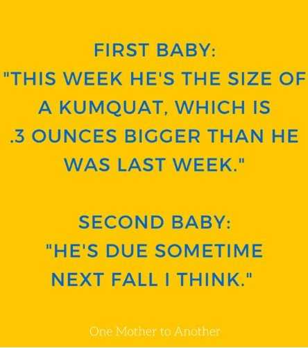 Parenting memes about first baby