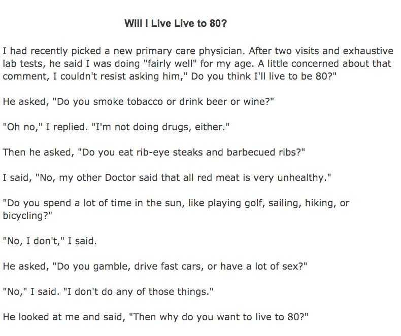 7 Funny Short Stories For Seniors - Living Longer